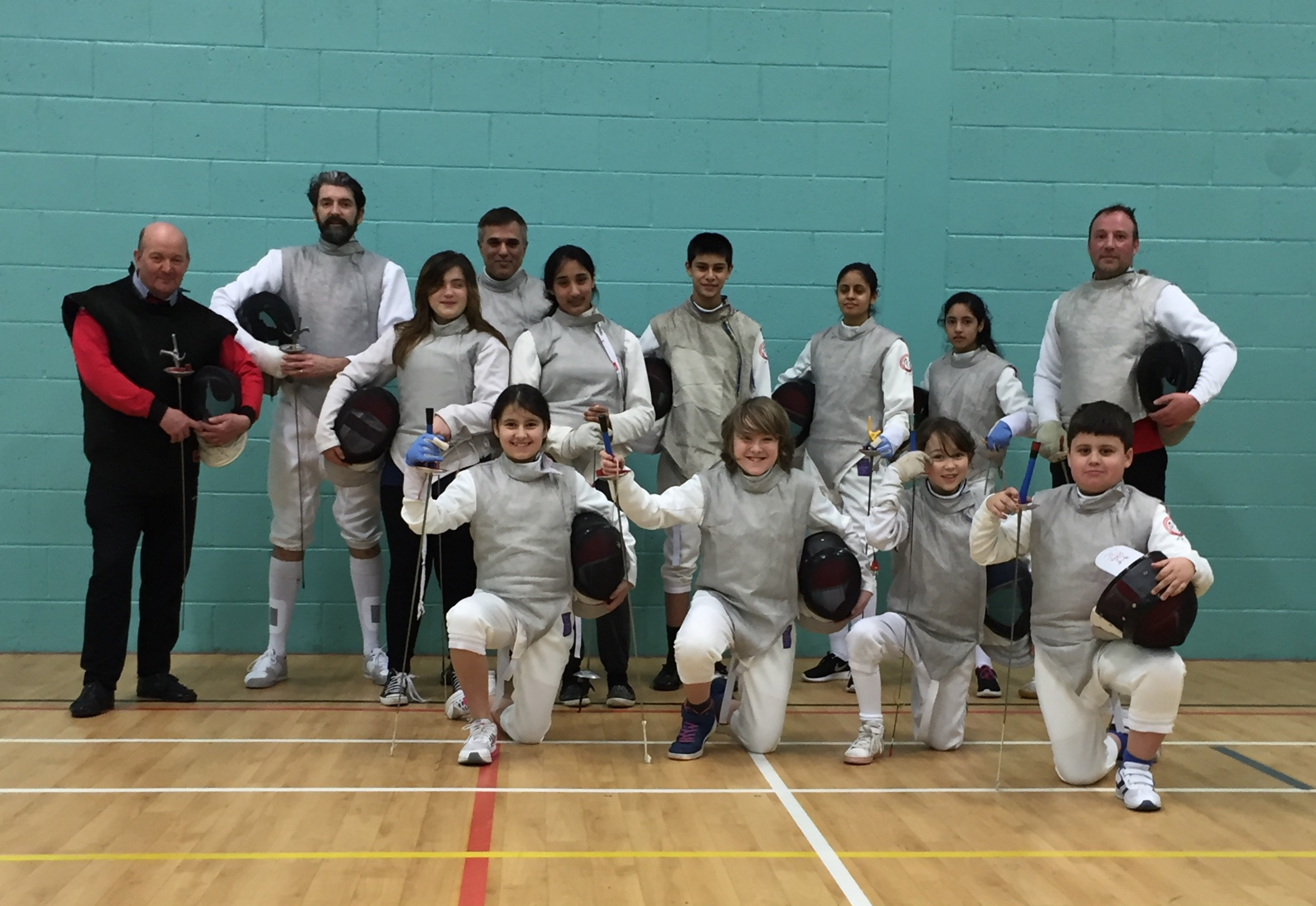 Salle Angelo Fencing Club Foil Epee And Sabre Fencing In